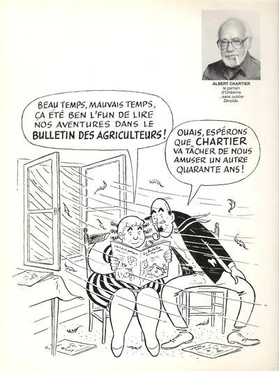 Bandes dessinées du Québec Onesim13
