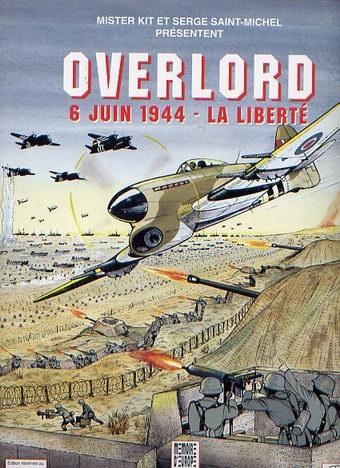 6 Juin 1944 : Débarquement en Normandie Overlo10