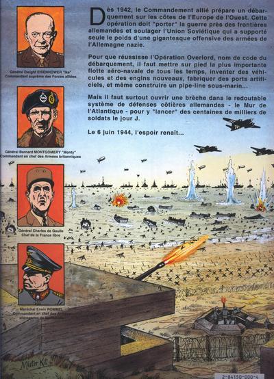 6 Juin 1944 : Débarquement en Normandie Overlo11