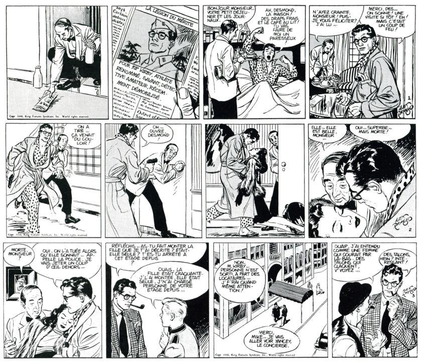 Alex RAYMOND et ses personnages - Page 8 P110