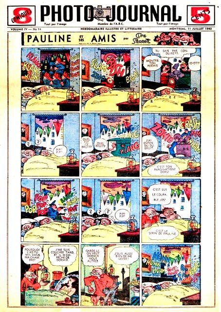 Cliff Sterett, auteur de Polly and her pals - Page 4 Pailin10