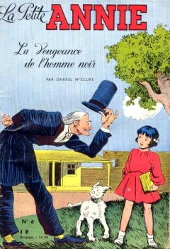 Darrell McClure, Nicholas Afonsky et la saga de la Petite Annie Petite11