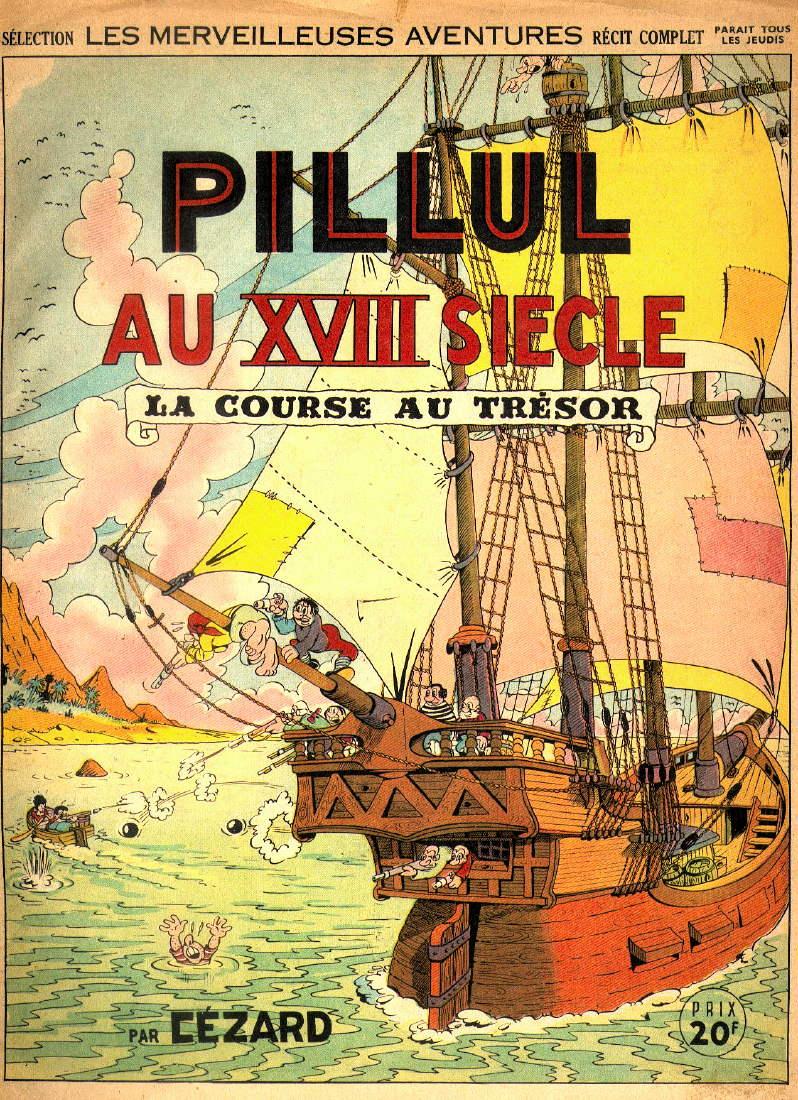 Jean Cézard : M. TOUDOU (et son singe Toulour ) et bien d'autres personnages Pillul13