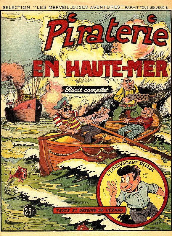 Jean Cézard : M. TOUDOU (et son singe Toulour ) et bien d'autres personnages Pillul16