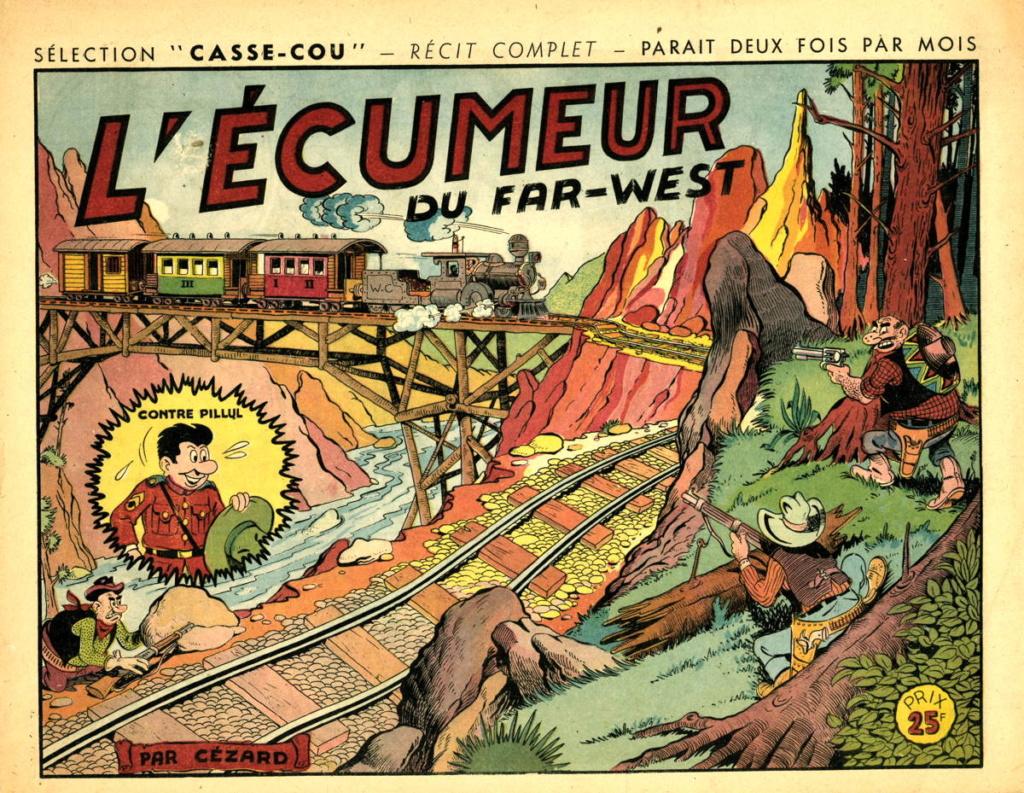 Jean Cézard : M. TOUDOU (et son singe Toulour ) et bien d'autres personnages Pillul18