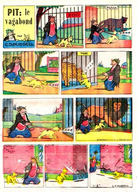 9ème Art, musée de la bande dessinée par Morris et Vankeer - Page 2 Pite_l10