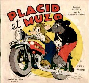 José Cabrero Arnal, le père de Pif, Hercule, Placid et Muzo - Page 4 Placid10