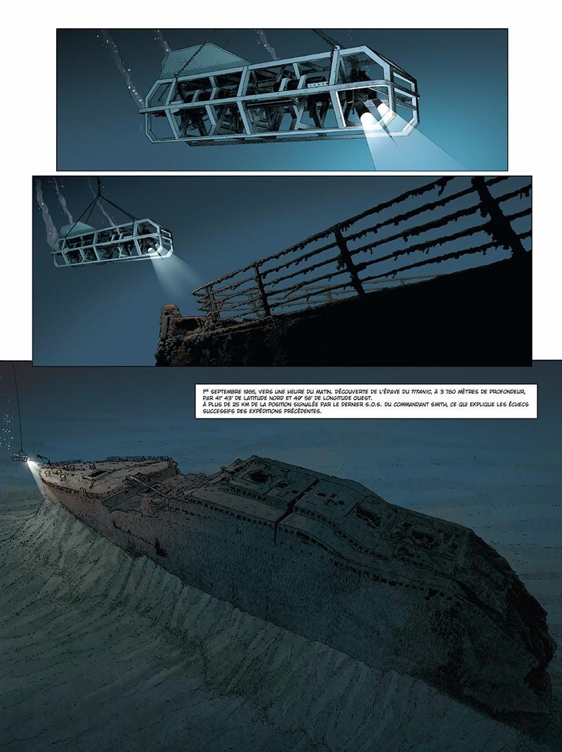 14/15 AVRIL 1912 : Naufrage du R.M.S.TITANIC  Planc107