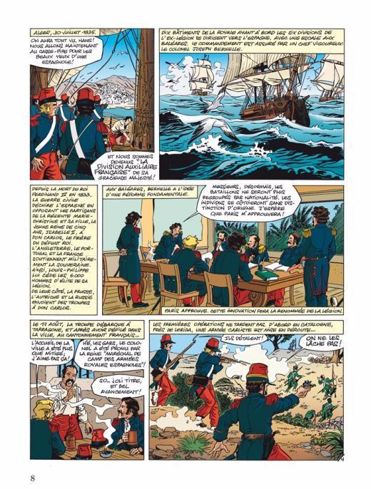 30 Avril 1863 CAMERONE (Camaron de Tejeda ) Mexique  Planc119
