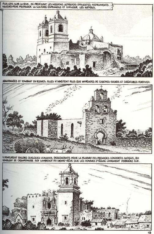 6 Mars 1836 ALAMO (Remember!) Planc155
