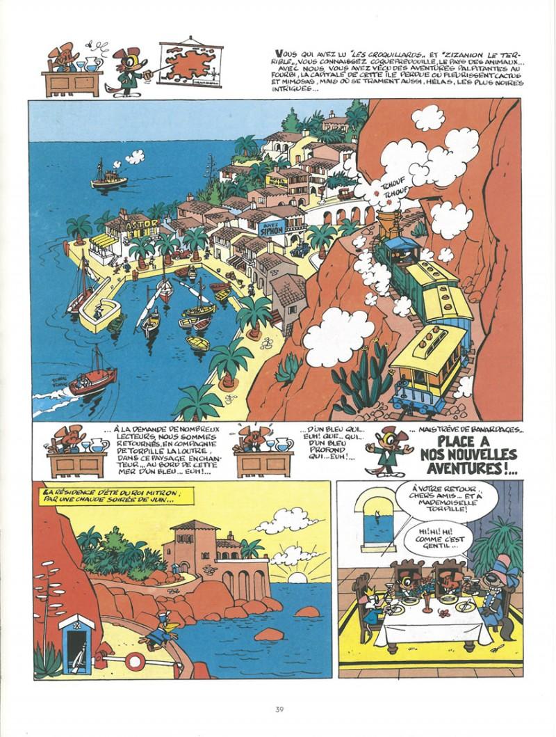 Le cadre merveilleux de Raymond Macherot - Page 16 Planc215