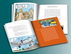 Tintin chez les Belges Planc260