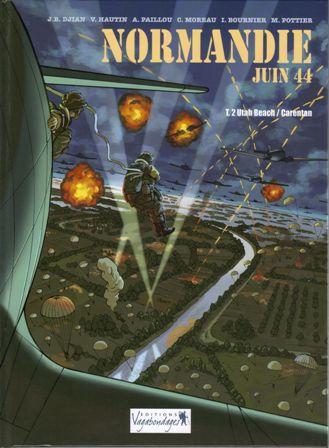 6 Juin 1944 : Débarquement en Normandie Planc278