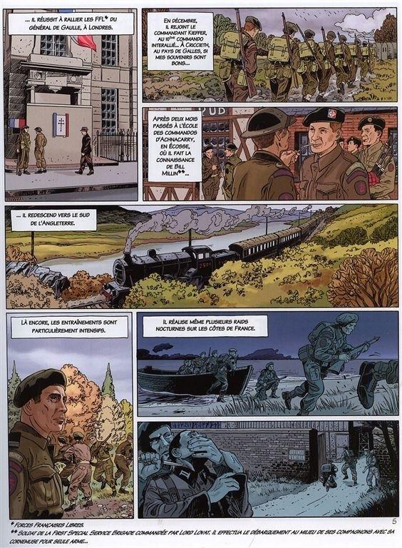 6 Juin 1944 : Débarquement en Normandie Planc283