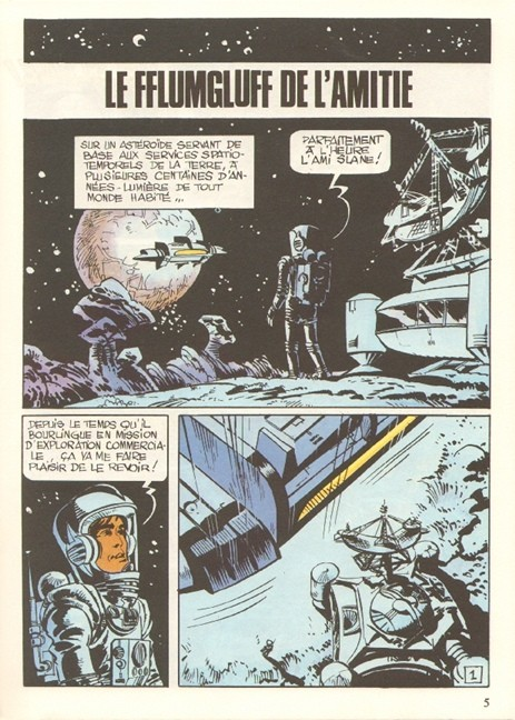 Valérian par Mézières et Christin - Page 8 Planc306