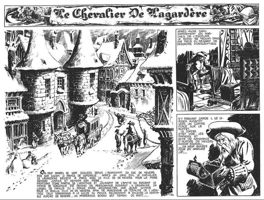 Jean Cézard : M. TOUDOU (et son singe Toulour ) et bien d'autres personnages Planc397