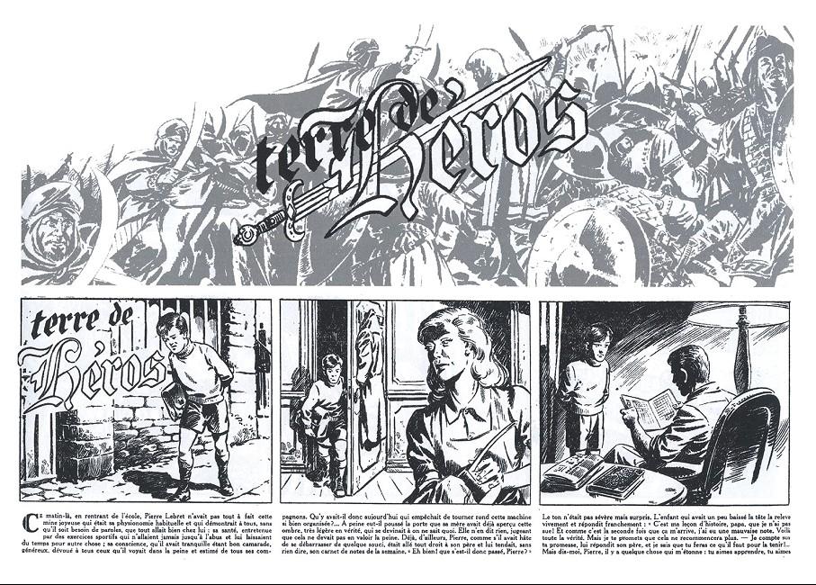 Jean Cézard : M. TOUDOU (et son singe Toulour ) et bien d'autres personnages Planc402