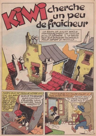 Jean Cézard : M. TOUDOU (et son singe Toulour ) et bien d'autres personnages Planc419