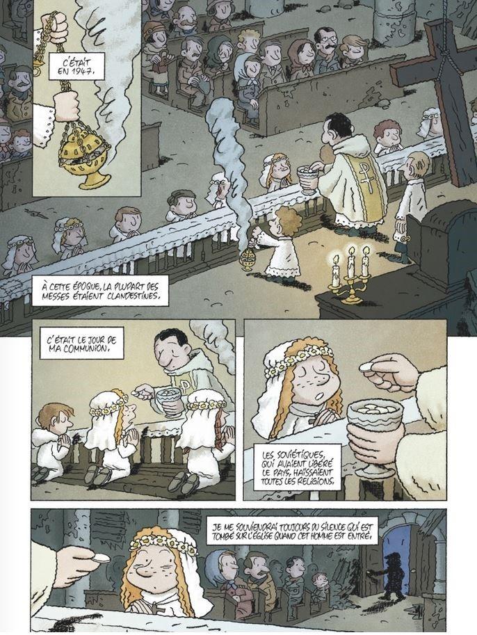Bandes dessinées pour enfants Planc425