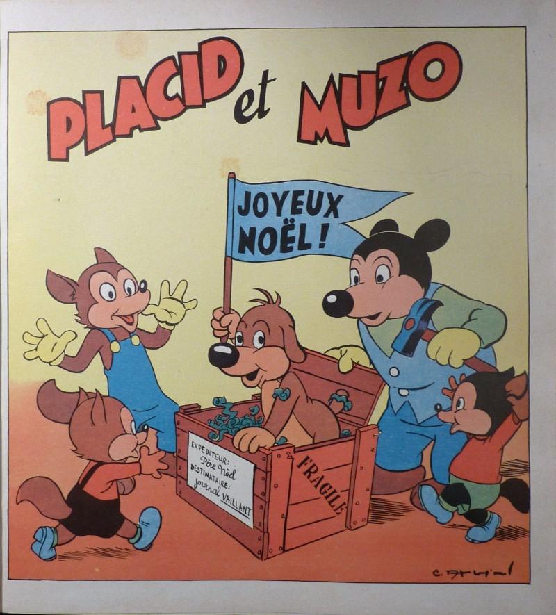 José Cabrero Arnal, le père de Pif, Hercule, Placid et Muzo - Page 4 Planc499
