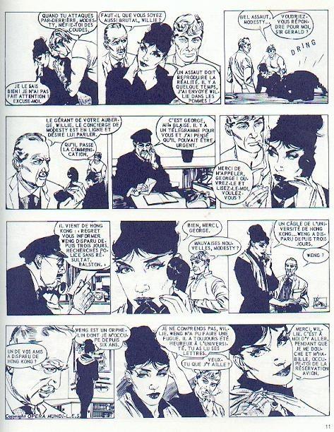 Bandes dessinées britanniques - Page 5 Planc635