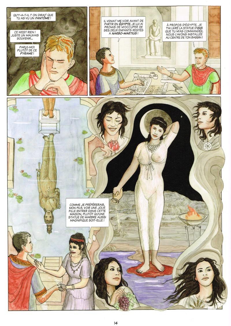 Avis divers sur diverses séries historiques - Page 5 Planc683