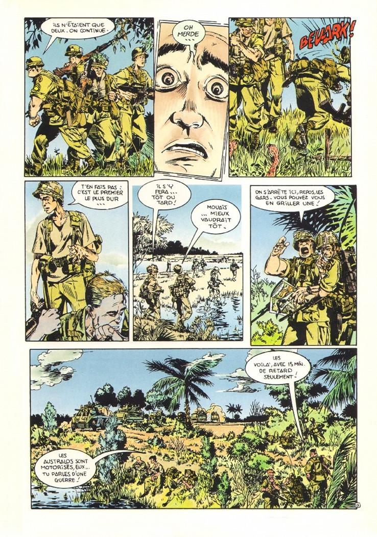 les guerres d'Indochine et du Viet-Nam Planc744