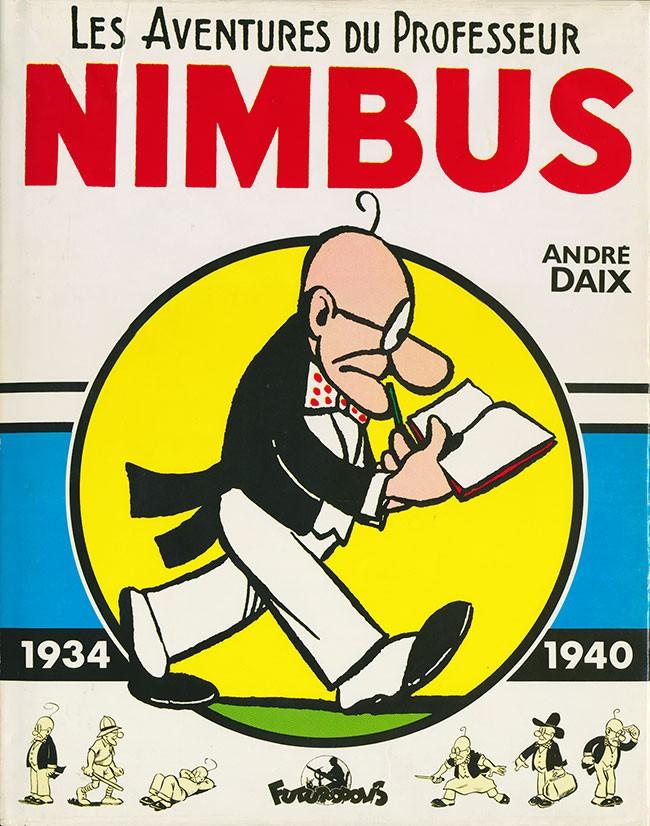 Le Professeur NIMBUS Planc779