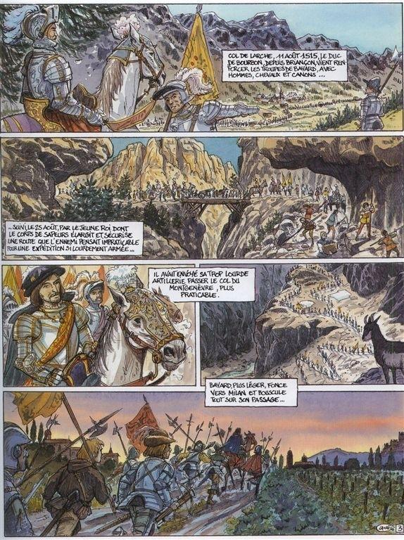 Fabien Lacaf et la BD historique Planc785