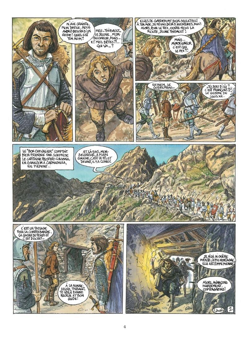 Fabien Lacaf et la BD historique Planc786