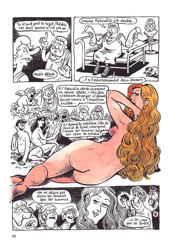 Philosophie et bande dessinée Planc885