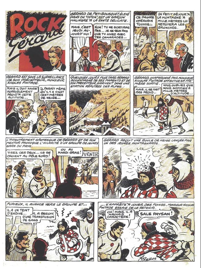 Les cases sportives de René PELLOS et autres séries toutes aussi remarquables - Page 4 Planc918