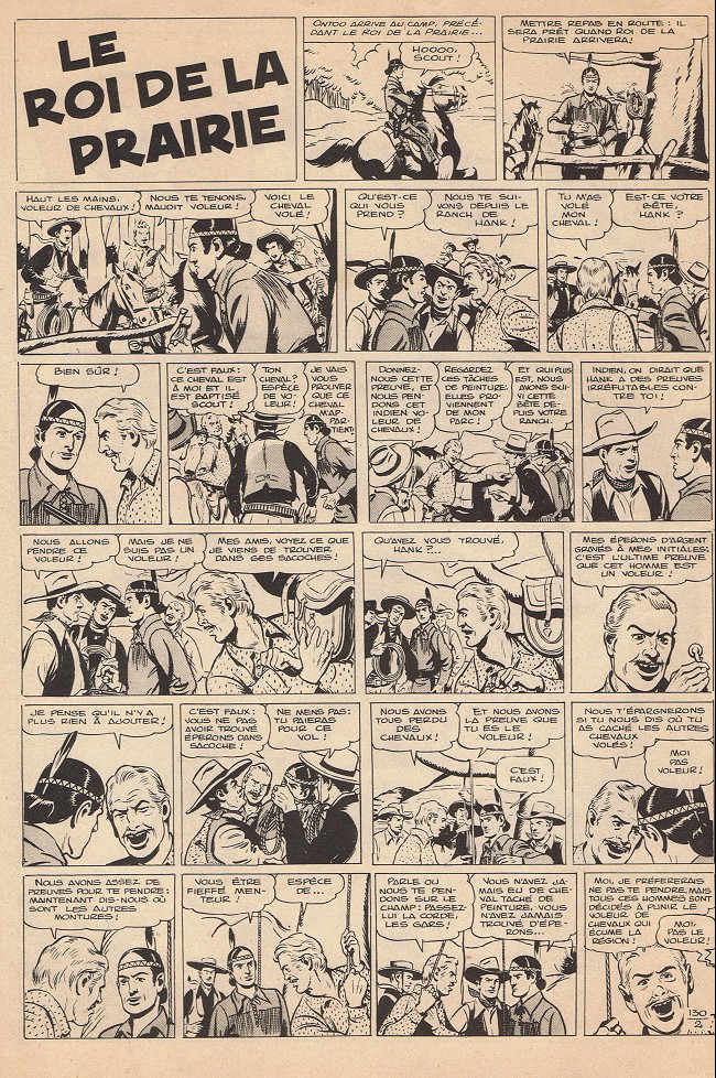 9ème Art, musée de la bande dessinée par Morris et Vankeer - Page 17 Planc928