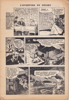 Darrell McClure, Nicholas Afonsky et la saga de la Petite Annie Planch12