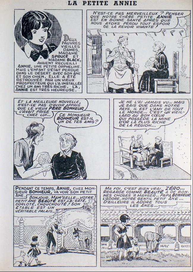 Darrell McClure, Nicholas Afonsky et la saga de la Petite Annie Planch13