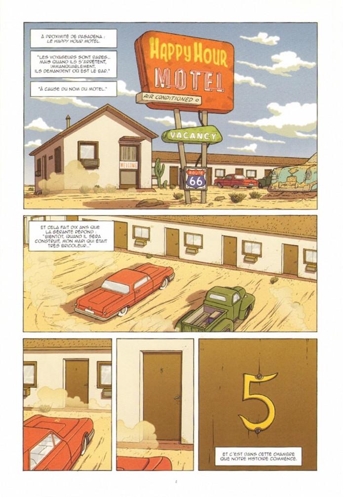 Bandes dessinées italiennes - Page 16 Planch17