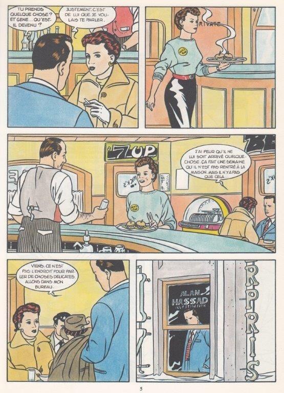 Bandes dessinées italiennes - Page 16 Planch18
