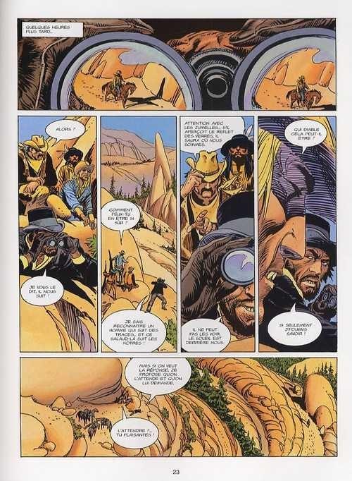 Le monde du western - Page 17 Planch61