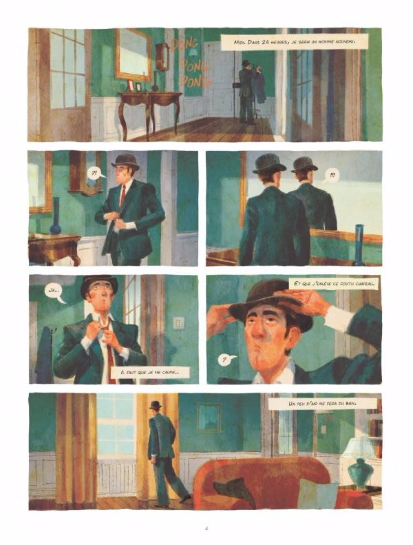 Ouverture du musée Magritte à Bruxelles Planch72