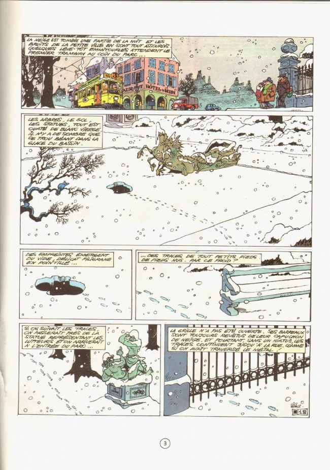 Will, l'artiste méconnu - Page 9 Planch82
