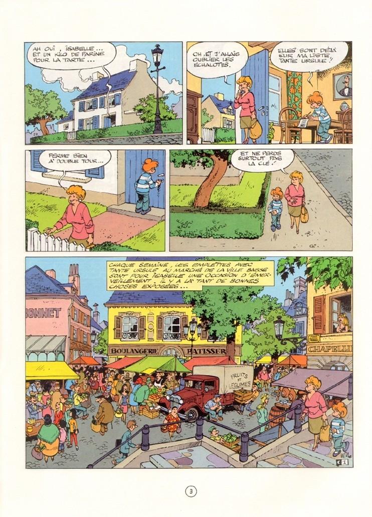 Will, l'artiste méconnu - Page 9 Planch83