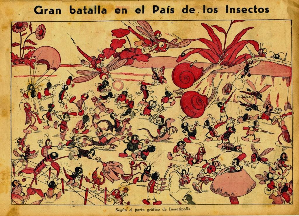 José Cabrero Arnal, le père de Pif, Hercule, Placid et Muzo - Page 4 Pochol10