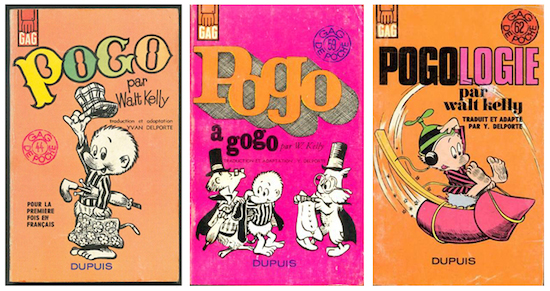 Walt KELLY et Pogo - Page 7 Pogo-d10
