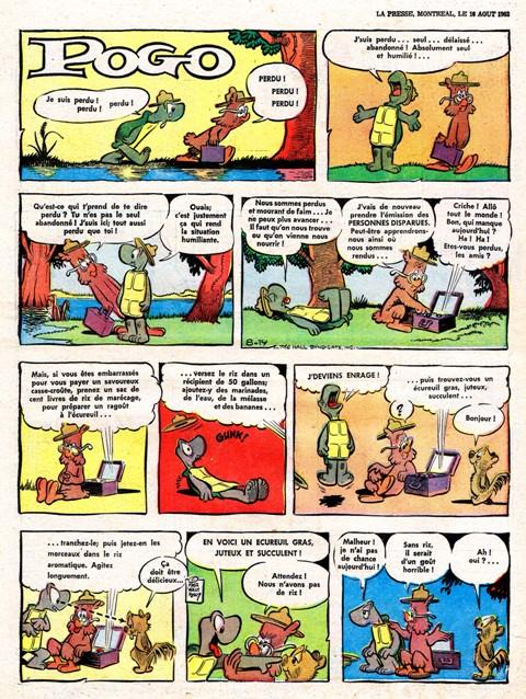 Walt KELLY et Pogo - Page 8 Pogo10