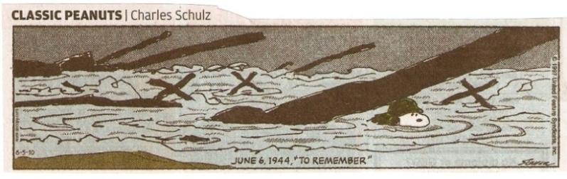 6 Juin 1944 : Débarquement en Normandie Post-710
