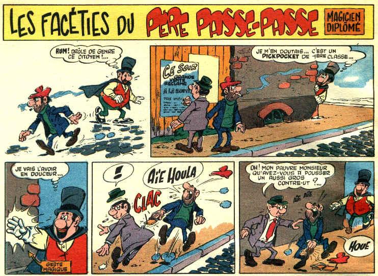 Jean Cézard : M. TOUDOU (et son singe Toulour ) et bien d'autres personnages Ppp0110
