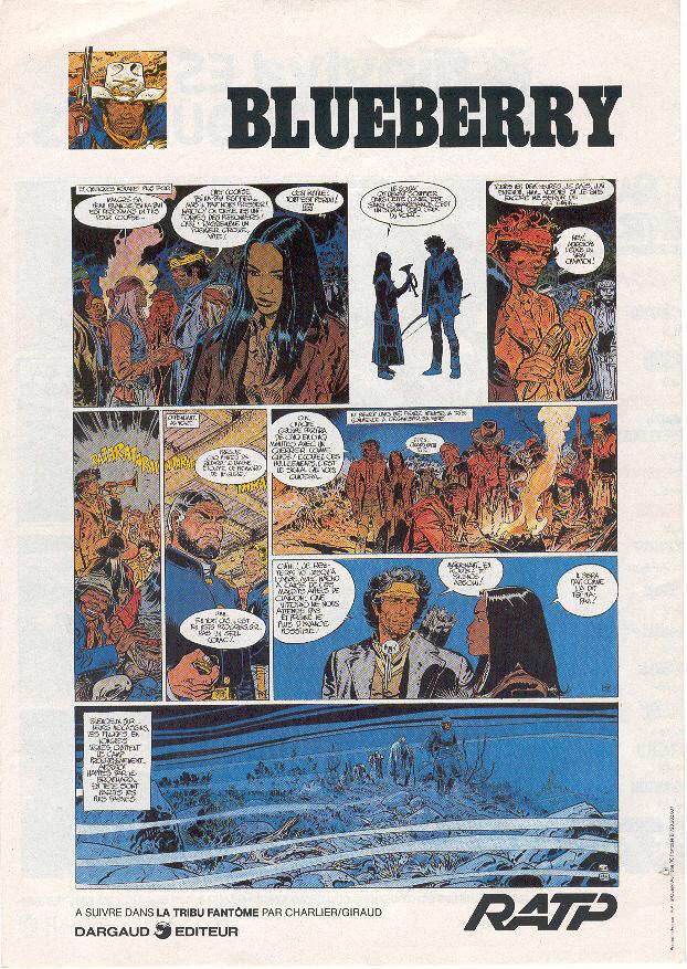Jean Giraud et Blueberry - Page 35 Pubrat10