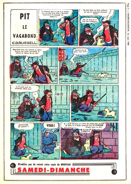 9ème Art, musée de la bande dessinée par Morris et Vankeer - Page 2 Pzyt_v10