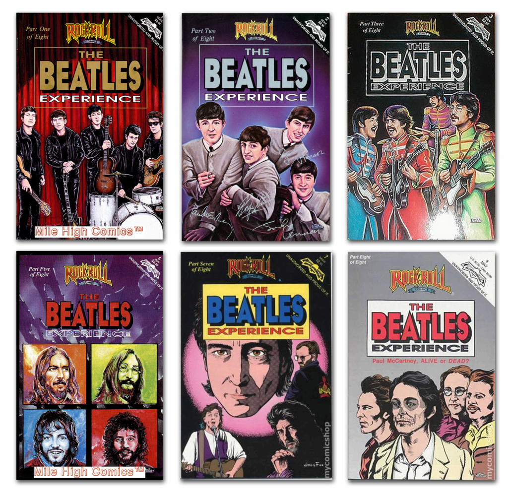 THE BEATLES R_and_10