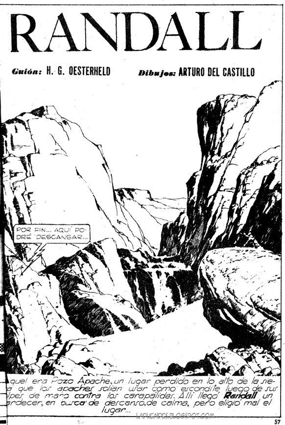 Bandes dessinées argentines - Page 4 Randal12